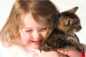 A guide to safe interactions between kids and pets