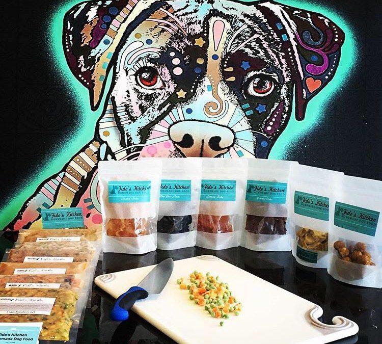 Homemade Dog Food Las Vegas- Fido's Kitchen