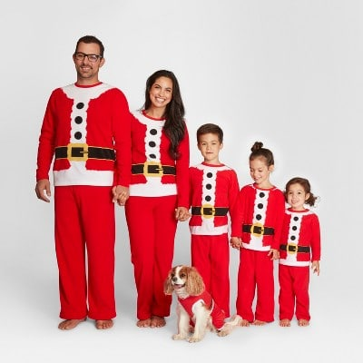 Target Launched Doggy and Me Holiday Pajamas